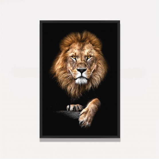 Quadro Decorativo Leão de Judá