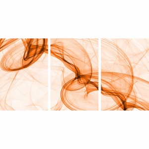 Quadro Abstrato Moderno Gradiente