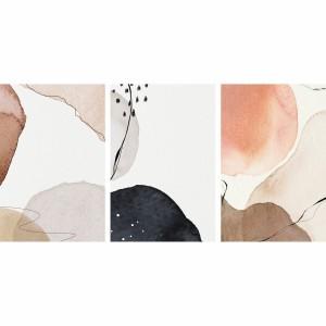 Quadros Abstrato Artístico Para Escritórios Recepção