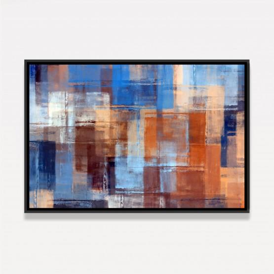 Quadro Abstrato Arte Moderna decorativa - 1 Peça