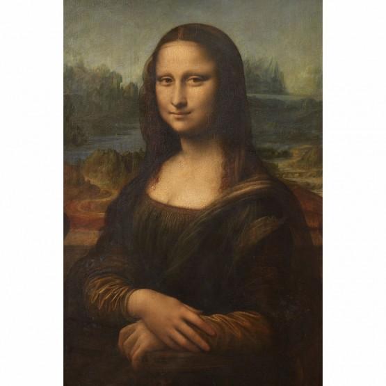 Quadro Mona Lisa - Leonardo Da Vinci