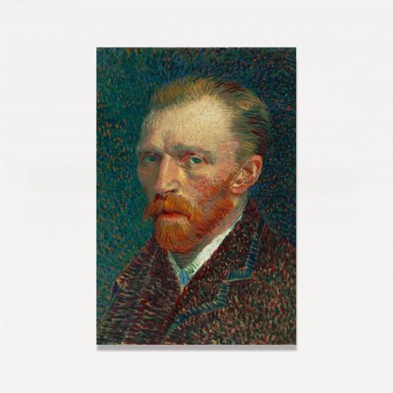 Quadro Van Gogh - Autorretrato