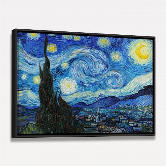 Quadro Noite Estrelada - Van Gogh
