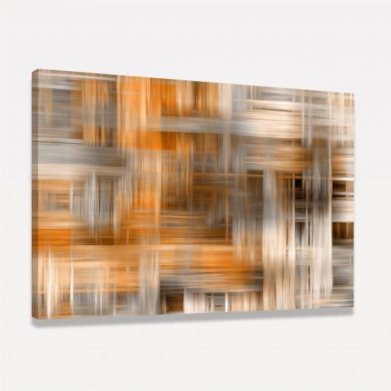 Quadro Abstrato Traços Elegantes decorativo