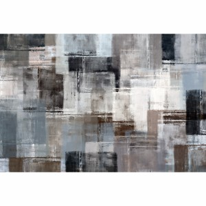 Quadro Arte Abstrata Requinte decorativo