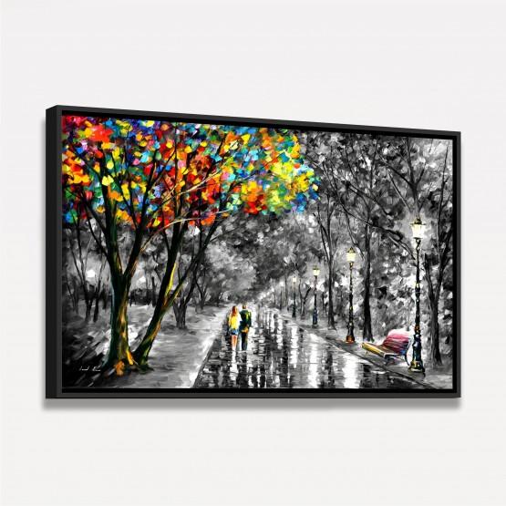 Quadro decorativo Moderno Abstrato Artístico - Sonhos - Colorful Details
