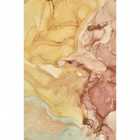 Quadro Abstrato Marmorizado Art Elegance  - 1 Peça