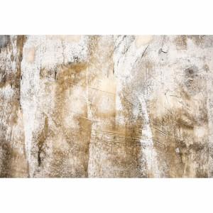 Quadro Cores Neutra em Abstrato Rustico